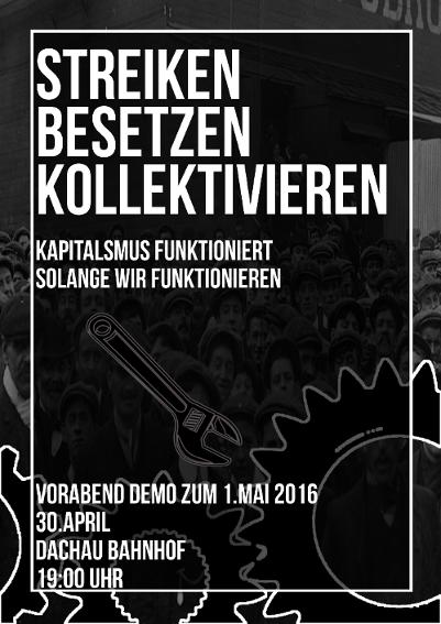 1.Mai.Klassenkampf