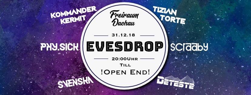 Evesdrop '18